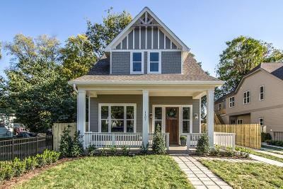 Franklin Single Family Home For Sale: 1107 Park St