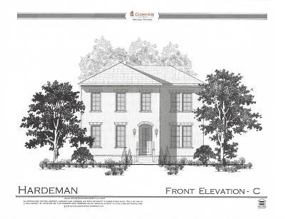 Hendersonville Single Family Home For Sale: 1582 Drakes Creek Rd Lot 20