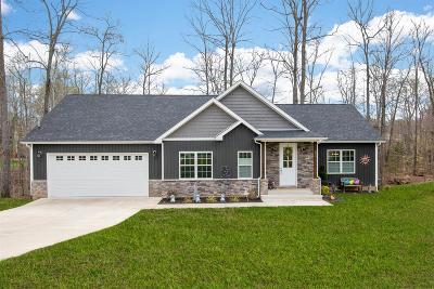Burns TN Single Family Home For Sale: $332,500