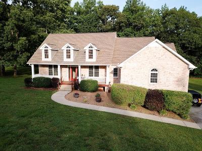 Burns TN Single Family Home For Sale: $349,900