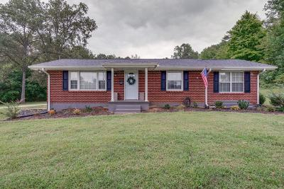 Pleasant View Single Family Home For Sale: 1034 Old Clarksville Pike
