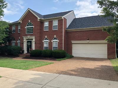 Franklin Single Family Home Under Contract - Showing: 144 Bluebell Way