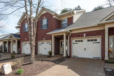 Franklin Single Family Home For Sale: 1853 Brentwood Pointe
