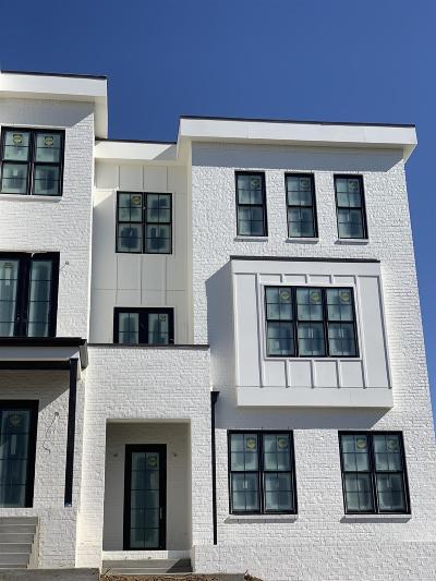 Nashville Single Family Home For Sale: 1004 Argyle Ave