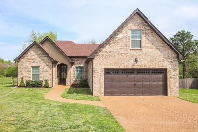 Sumner County Single Family Home Under Contract - Showing: 103 Morgan Trace Ct
