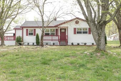 Springfield Single Family Home For Sale: 2689 W County Farm Rd