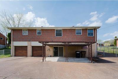 Nashville Single Family Home For Sale: 209 Perlen Dr