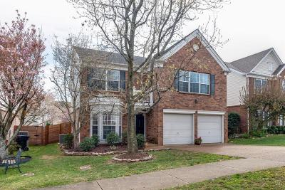 Franklin Single Family Home Under Contract - Showing: 503 Lasalle Ct