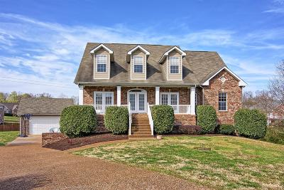 Fairview Single Family Home For Sale: 7204 Armor Ct