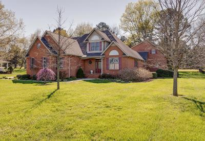 Winchester Single Family Home For Sale: 650 Pickney Rd