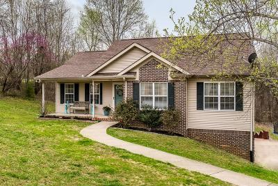 Joelton Single Family Home Under Contract - Not Showing: 1561 New Hope Rd