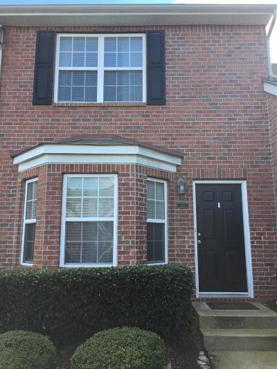 Franklin Condo/Townhouse Under Contract - Not Showing: 1101 Downs Blvd Apt 248