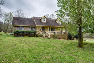Nolensville Single Family Home Under Contract - Not Showing: 2815 Sanford Rd