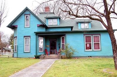 Mount Pleasant Single Family Home For Sale: 503 N Main St