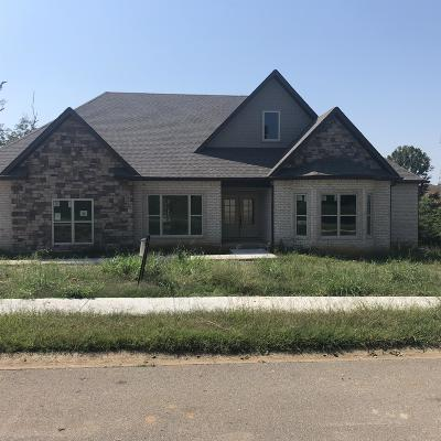Christian County, Ky, Todd County, Ky, Montgomery County Single Family Home For Sale: 32 Stones Manor