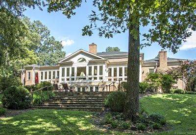 Nashville Single Family Home For Sale: 309 Lynnwood Blvd