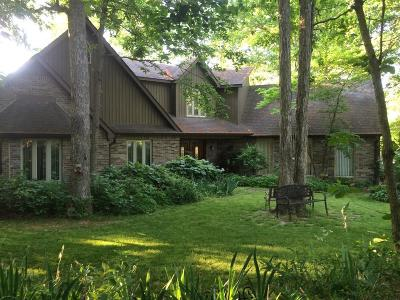 Winchester Single Family Home For Sale: 250 Murray Lake Dr