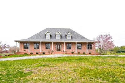 Lebanon Single Family Home Under Contract - Showing: 160 Mann Rd