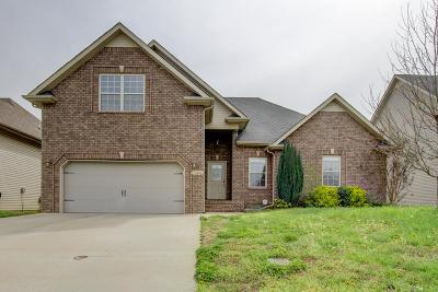 Fields Of Northmeade Single Family Home Under Contract - Showing: 1204 Chinook Cir