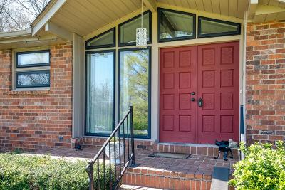 Nashville Single Family Home Under Contract - Not Showing: 106 Two Rivers Ct