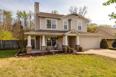 Hendersonville Single Family Home Under Contract - Not Showing: 107 Trail Ridge Dr