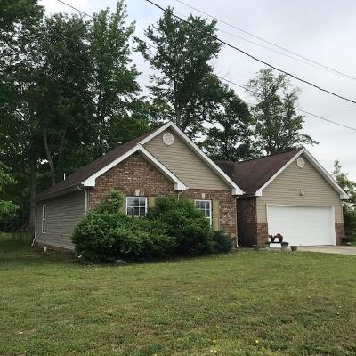 Springfield Single Family Home Under Contract - Not Showing: 714 Arabian Ln