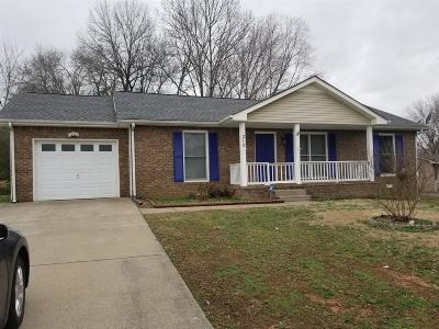 Clarksville Single Family Home For Sale: 210 Short St