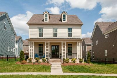 Brentwood Single Family Home Under Contract - Showing: 9559 Dresden Sq