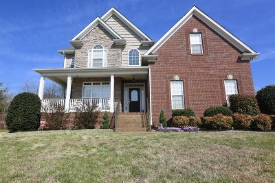 Mount Juliet Single Family Home For Sale: 105 Oakridge Ct.
