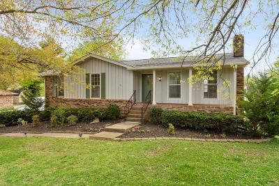 Hendersonville Single Family Home For Sale: 189 Cherokee Rd