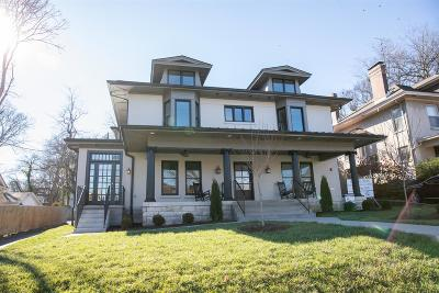 Nashville Condo/Townhouse For Sale: 1707 Blair Blvd #201