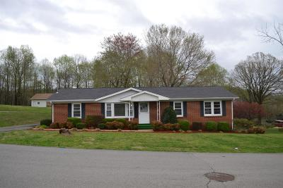 Waverly Single Family Home Under Contract - Showing: 107 Hillhaven Dr