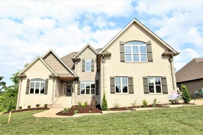 Mount Juliet Single Family Home For Sale: 419 Whitley Way #203