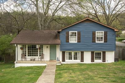 Franklin Single Family Home Under Contract - Not Showing: 200 Cherry Dr