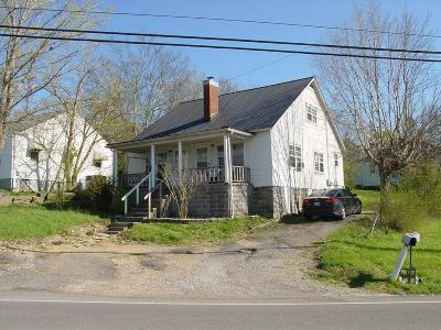 Woodbury Single Family Home Active Under Contract: 217 McMinnville Hwy