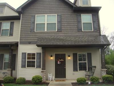 Murfreesboro Condo/Townhouse Under Contract - Not Showing: 5315 Perlou Ln