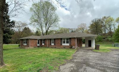 Nashville Multi Family Home Under Contract - Showing: 253 Blackman Rd
