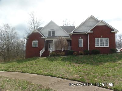 Pleasant View Single Family Home Under Contract - Not Showing: 910 Dixie Ln