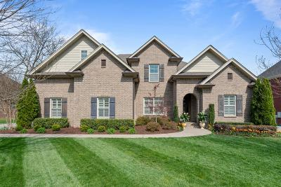 Spring Hill Single Family Home Under Contract - Showing: 1378 Round Hill Lane