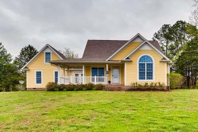 Pegram Single Family Home Active Under Contract: 957 Thompson Rd