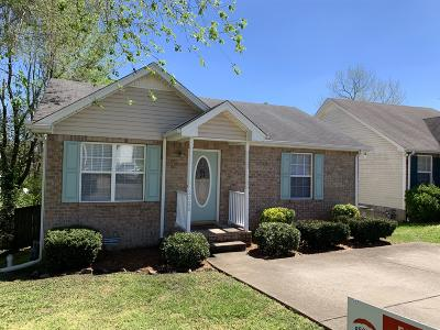 Madison Single Family Home Under Contract - Showing: 2020 Williams Valley Dr