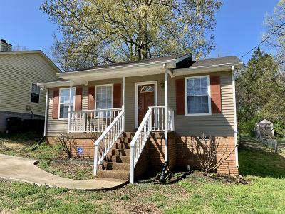 Madison Single Family Home Under Contract - Showing: 1516 Mohawk Trl