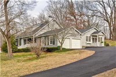 Franklin Single Family Home For Sale: 1920 Wilson Pike