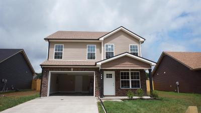 Christian County, Ky, Todd County, Ky, Montgomery County Single Family Home Active Under Contract: 20 Ridgeland Estates