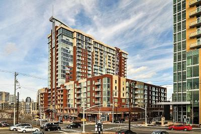 Condo/Townhouse Under Contract - Not Showing: 600 12th Ave S #601