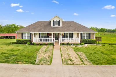 Robertson County Single Family Home Under Contract - Showing: 6977 Tolleson Rd