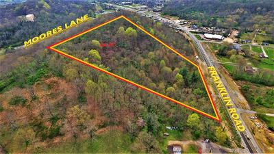 Williamson County Commercial For Sale: 1532 Franklin Rd