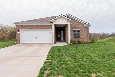 Gallatin Single Family Home For Sale: 631 Fredericksburg Dr
