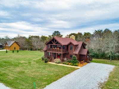 Long Branch Lakes, Long Branch Lakes Equestri Single Family Home For Sale: 167 Bunkhouse Rd