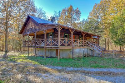 Lewisburg Single Family Home For Sale: 1405 Milltown Rd
